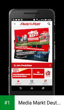 Media Markt Deutschland app screenshot 1