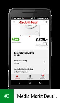 Media Markt Deutschland app screenshot 3