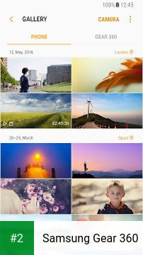 Samsung Gear 360 apk screenshot 2