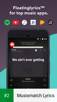 Musixmatch Lyrics apk screenshot 2