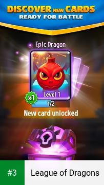 League of Dragons app screenshot 3