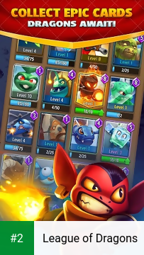 League of Dragons apk screenshot 2