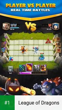 League of Dragons app screenshot 1