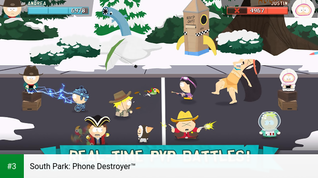 South Park: Phone Destroyer™ app screenshot 3