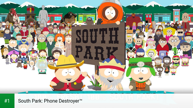 South Park: Phone Destroyer™ app screenshot 1