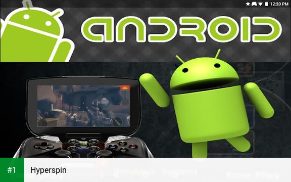 Hyperspin app screenshot 1