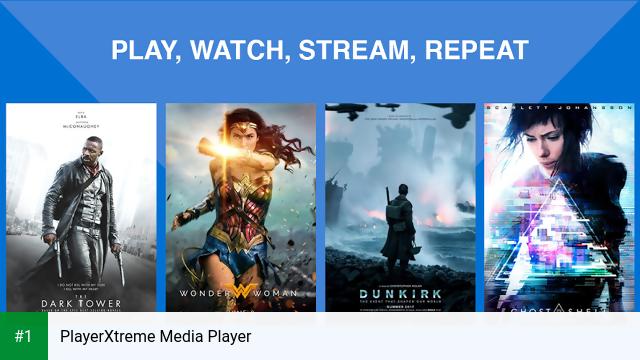PlayerXtreme Media Player app screenshot 1