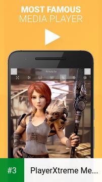 PlayerXtreme Media Player app screenshot 3