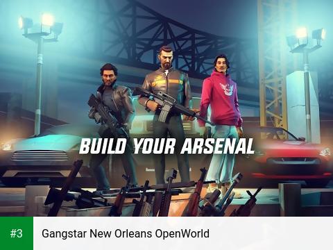 Gangstar New Orleans OpenWorld app screenshot 3