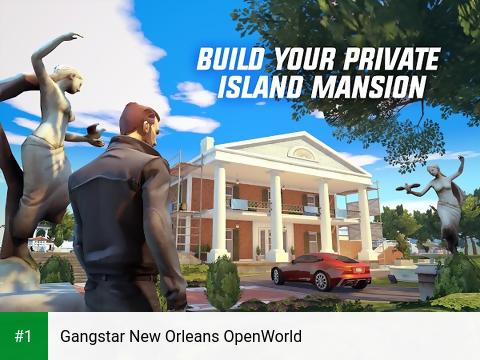 Gangstar New Orleans OpenWorld app screenshot 1