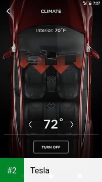 Tesla apk screenshot 2