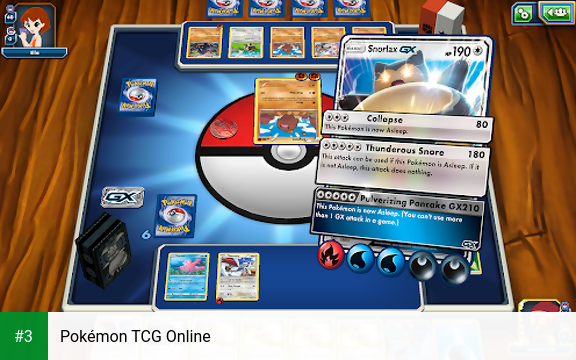Pokémon TCG Online app screenshot 3