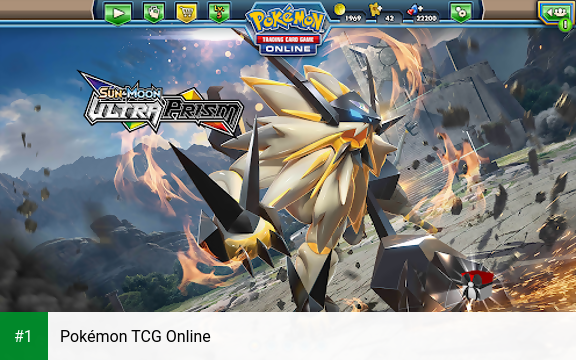 Pokémon TCG Online app screenshot 1