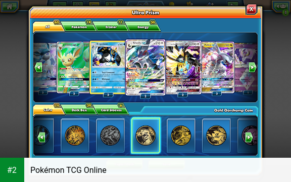 Pokémon TCG Online apk screenshot 2