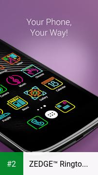 ZEDGE™ Ringtones & Wallpapers apk screenshot 2