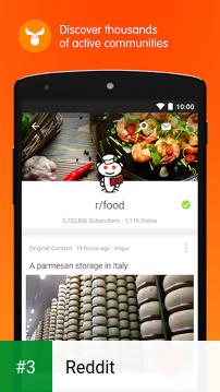 Reddit app screenshot 3