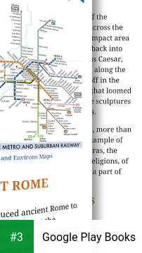 Google Play Books app screenshot 3