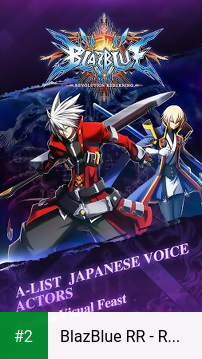 BlazBlue RR - Real Action Game apk screenshot 2