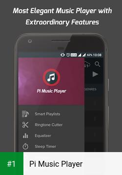 Pi Music Player app screenshot 1