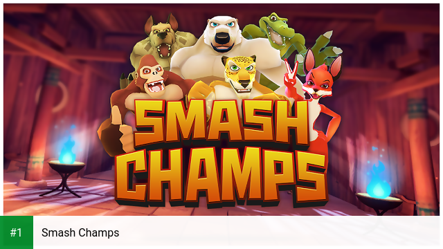 Smash Champs app screenshot 1