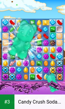 Candy Crush Soda Saga app screenshot 3