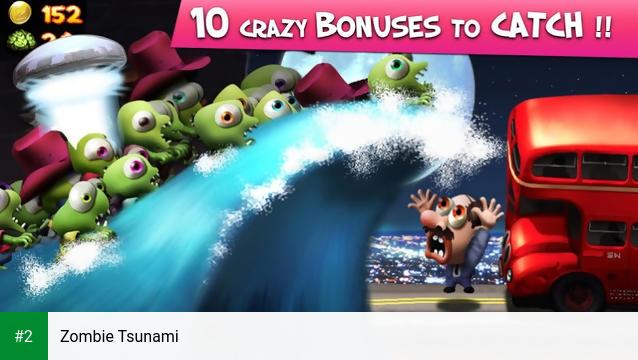 Zombie Tsunami apk screenshot 2