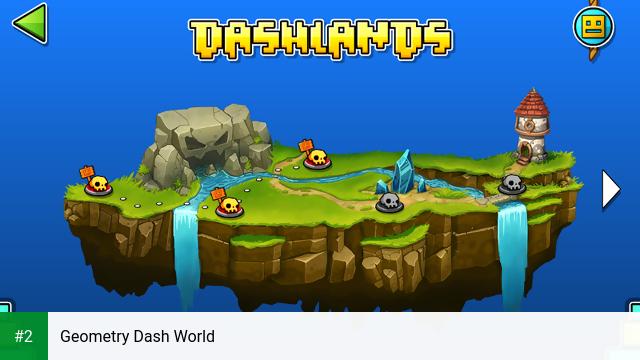 Geometry Dash World apk screenshot 2