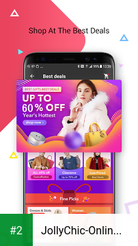 JollyChic-Online Shopping Mall for A New Lifestyle apk screenshot 2