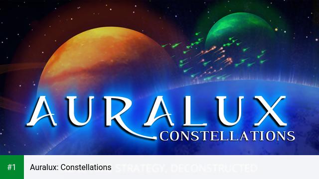 Auralux: Constellations app screenshot 1