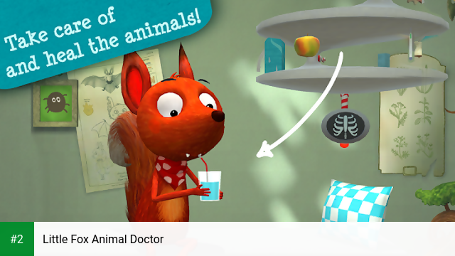 Little Fox Animal Doctor apk screenshot 2