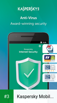 Kaspersky Mobile Antivirus app screenshot 3