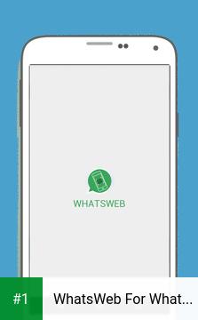 WhatsWeb For Whatscan app screenshot 1