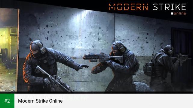 Modern Strike Online apk screenshot 2