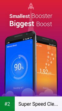 Super Speed Cleaner - Booster apk screenshot 2