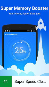 Super Speed Cleaner - Booster app screenshot 1
