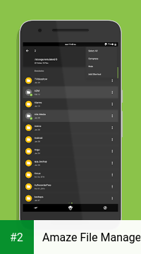 Amaze File Manager apk screenshot 2