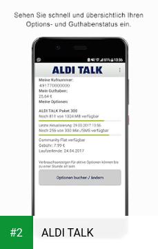 ALDI TALK apk screenshot 2