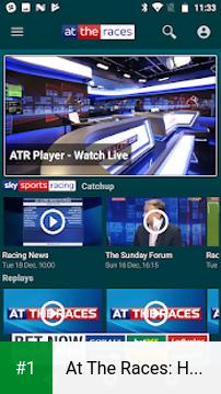 At The Races: Horse Racing app screenshot 1