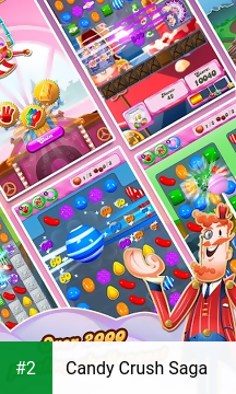 Candy Crush Saga apk screenshot 2
