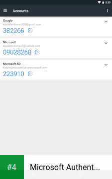 Microsoft Authenticator APK latest version - free download