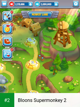 Bloons Supermonkey 2 apk screenshot 2