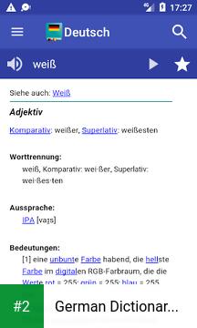 German Dictionary Offline apk screenshot 2