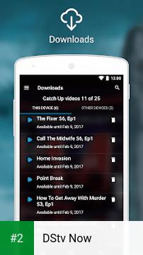 DStv Now apk screenshot 2