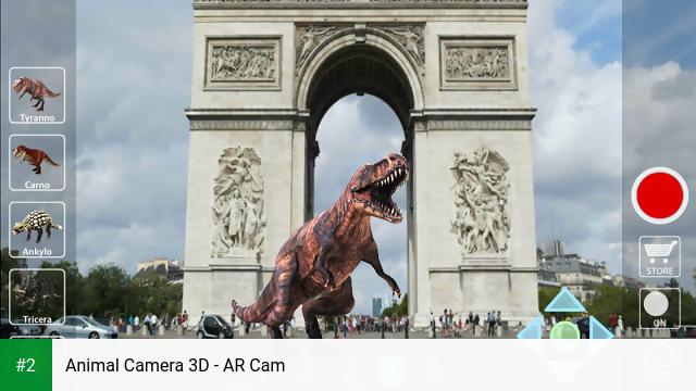 Animal Camera 3D - AR Cam apk screenshot 2