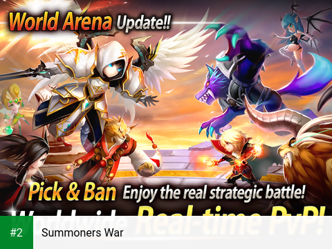 Summoners War apk screenshot 2