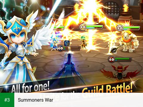 Summoners War app screenshot 3
