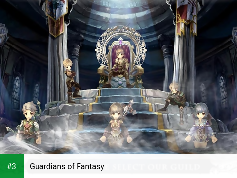 Guardians of Fantasy app screenshot 3