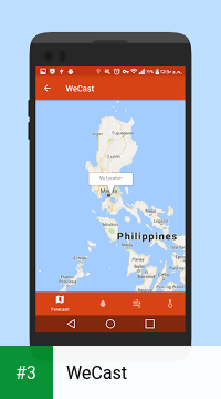 WeCast app screenshot 3