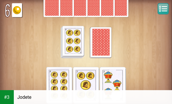 Jodete app screenshot 3