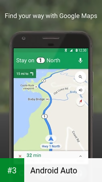 Android Auto app screenshot 3